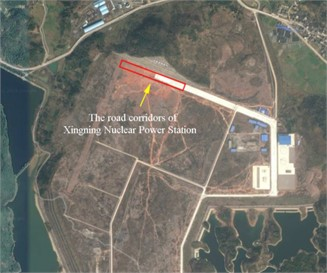 The overview of the Xianning Nuclear Power Station