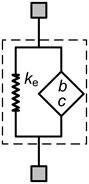 Fractional Kelvin-Voigt model