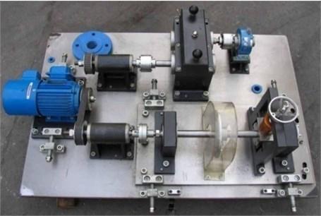 QPZZ-II gear fault test platform