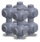 DENORMS metamaterial designs