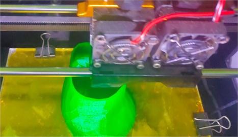 Printing of socket on 3D printer