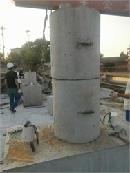 Specimen construction