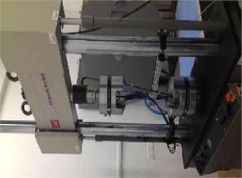 MTS810 hydraulic servo testing machine