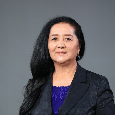 Prof. Saltanat Nuradilovna Amirgalieva