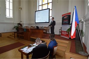 Moments of 32nd International Conference on VIBROENGINEERING in Brno, Czech Republic