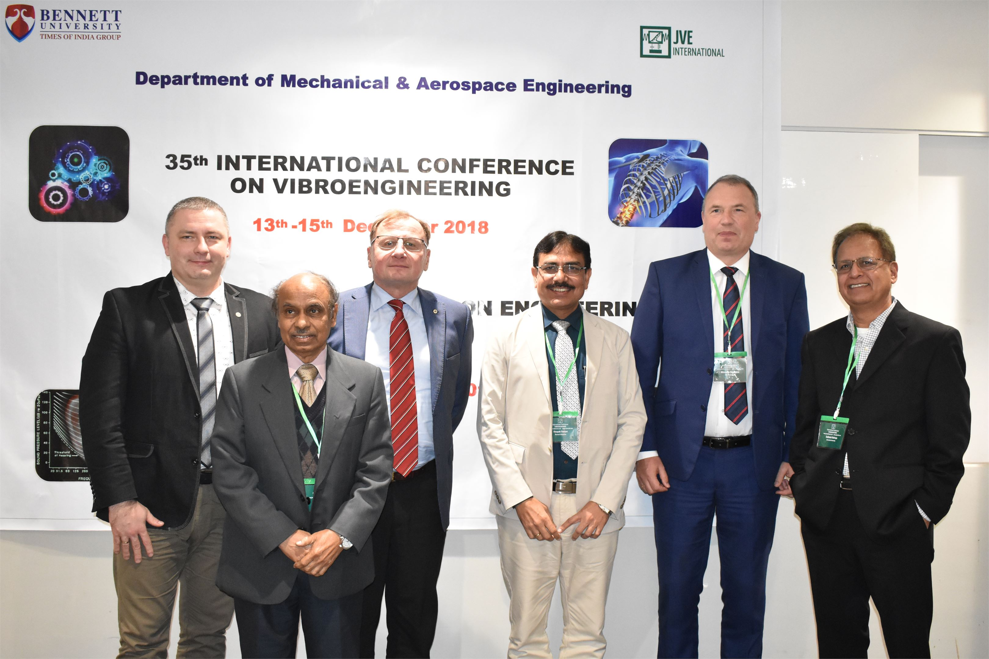 35th Conference in Greater Noida (Delhi), India | JVE Conferences