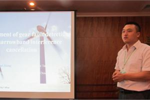 Moments of 16th International Conference on VIBROENGINEERING in Hainan Island, China