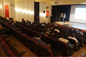 Moments of 23rd International Conference on VIBROENGINEERING in Istanbul, Turkey