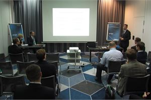 Moments of 17th International Conference on VIBROENGINEERING in Katowice, Poland