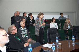 Moments of 40th International JVE Conference on Dynamics of Biological Systems in Kaunas, Lithuania