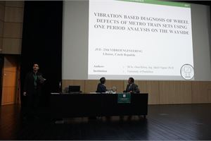 Moments of 25th International Conference on VIBROENGINEERING in Liberec, Czech Republic