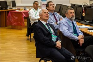 Moments of 26th International Conference on VIBROENGINEERING in St. Petersburg, Russia