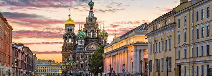 39th Conference in St. Petersburg, Russia