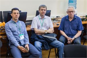 Moments of 39th International JVE Conference in St. Petersburg, Russia