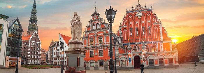 Seminar in Riga, Latvia