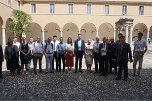 Moments of 38th International JVE Conference in Rome, Italy