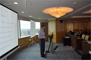 Moments of 34th International Conference on VIBROENGINEERING in Shanghai, China