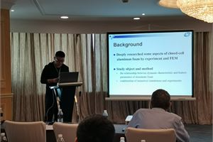 Moments of 42nd International JVE Conference in Shanghai, China