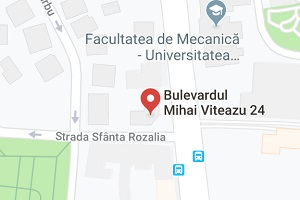 47th International JVE Conference venue in Timisoara, Romania