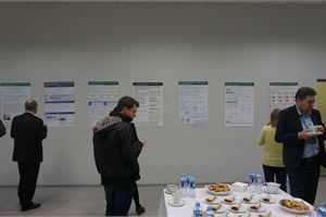 Moments of 29th International Conference on VIBROENGINEERING in Vilnius, Lithuania