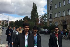 Moments of 33rd International Conference on VIBROENGINEERING in Zittau, Germany